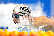 New Zealand's Moss Burmester in action during the 200m butterfly heats at the 2006 Telstra Commonwealth Games Swimming Trials, Melbourne Sports and Aquatics Centre, on Tuesday 31 January, 2006. Photo: Sport the Library/PHOTOSPORT<br /><br /><br />144497