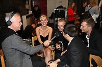 Wolf Alice celebrate winning the 2018 Hyundai Mercury Prize: Albums of the Year