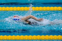 06-12-2008 ZWEMMEN: SWIMCUP: EINDHOVEN<br /> Maarten van de Weijden huldigde de kampioenen van het schoolzwemmen<br /> ©2008-WWW.FOTOHOOGENDOORN.NL