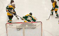 Girls Hockey Concord versus Bishop Guertin at Everett Arena December 17, 2011.  (Karen Bobotas/for the Concord Monitor)