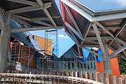 Description/Caption:<br /> Registro avance de Obra del Biomuseo, diciembre 2012, Panamá City.©Victoria Murillo/Istmophoto.com