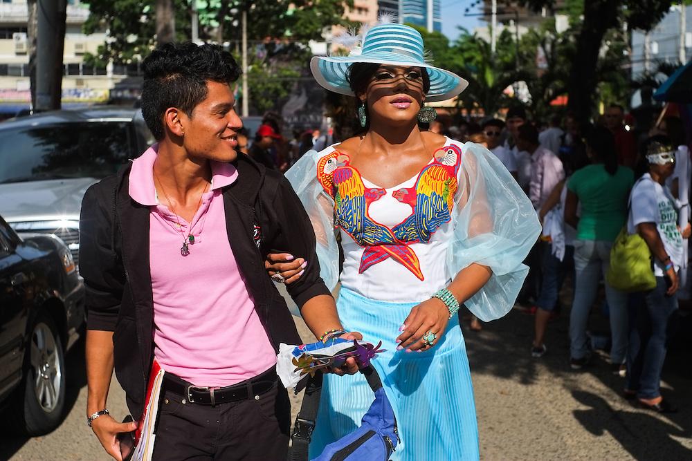 GAY PRIDE PANAMA 2013<br /> Panama City 2013<br /> (Copyright &copy; Aaron Sosa)