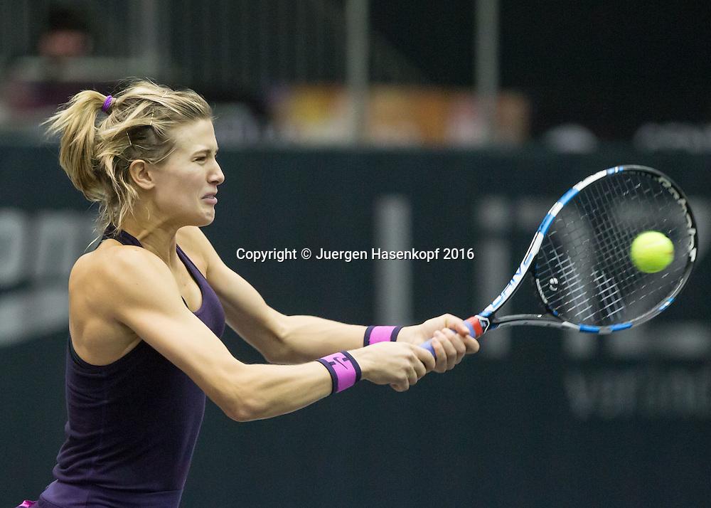 EUGENIE BOUCHARD (CAN)<br /> <br /> Tennis - Ladies Linz 2016 - WTA -  TipsArena  - Linz - Oberoesterreich - Oesterreich - 11 October 2016. <br /> &copy; Juergen Hasenkopf