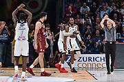 Dominique Sutton<br /> Umana Reyer Venezia - Happycasa Brindisi<br /> Finale<br /> LBA Legabasket Serie A Final 8 Coppa Italia 2019-2020<br /> Pesaro, 16/02/2020<br /> Foto L.Canu / Ciamillo-Castoria