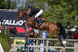 Leys Senne, BEL, Moeboetoe vd Roshoeve<br /> Belgisch Kampioenschap Jeugd Azelhof - Lier 2020<br /> © Hippo Foto - Dirk Caremans<br /> 30/07/2020