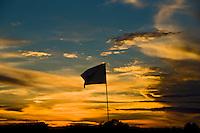 VILAMOURA - Algarve - Oceanico Victoria  Golfcourse, Ondergaande zon ,   COPYRIGHT KOEN SUYK