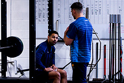 Ben Te'o of Worcester Warriors takes part in training ahead of the Gallagher Premiership fixture with Bristol Bears - Mandatory by-line: Robbie Stephenson/JMP - 21/03/2019 - RUGBY - Sixways Stadium - Worcester, United Kingdom - Worcester Warriors Training