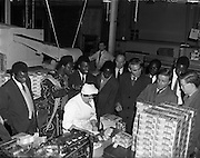 Nigerian Students visit Urney Chocolate Factory, Tallaght <br />