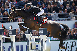 Whitaker Michael, (GBR), Amai <br /> Grand Prix Longines<br /> Longines Jumping International de La Baule 2015<br /> © Hippo Foto - Dirk Caremans<br /> 17/05/15