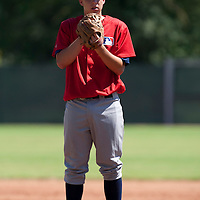 Baseball - MLB European Academy - Tirrenia (Italy) - 20/08/2009 - Jan-Niclas Stocklin (Germany)