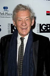 © Licensed to London News Pictures. 13/05/2016. SIR IAN MCKELLEN attends the British LGBT Awards 2016. London, UK. Photo credit: Ray Tang/LNP