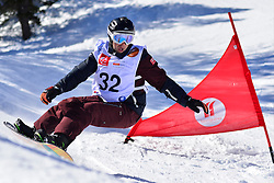 World Cup Banked Slalom, SCHETT Reinhold, AUT at the 2016 IPC Snowboard Europa Cup Finals and World Cup