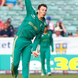 08/09/2012 Durham, England. Johan Botha during the 1st Nat West t20 cricket match between  England and South Africa and played at Emirate Riverside Cricket Ground: Mandatory credit: Mitchell Gunn