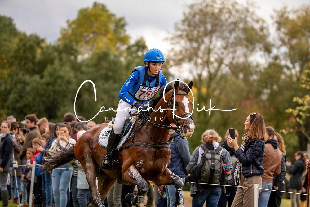 De Jong Sanne, NED, Hatary MBF<br /> Mondial du Lion - Le Lion d'Angers 2019<br /> © Hippo Foto - Dirk Caremans<br />  19/10/2019