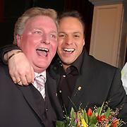 Harpengala 2004, Emile Hartkamp en Frans Bauer