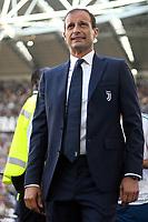 19.08.2017 - Torino - Serie A 2017/18 - 1a giornata  -  Juventus-Cagliari nella  foto: Massimiliano Allegri