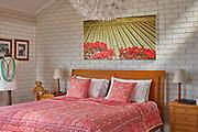 bedroom in Sydney house