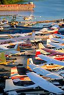 Kenmore Air, float plane base at north end of Lake Washington