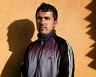 Afghanistan - 24 dicembre. Sayed, 25 anni, interprete..Ph. Roberto Salomone Ag. Controluce.Afghanistan  - Sayed, 25, interpreter.