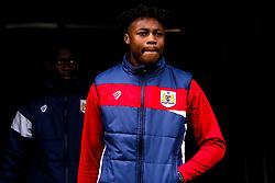Antoine Semenyo of Bristol City - Mandatory by-line: Robbie Stephenson/JMP - 05/05/2019 - FOOTBALL - KCOM Stadium - Hull, England - Hull City v Bristol City - Sky Bet Championship