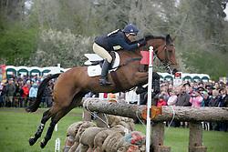 Berkeley Daisy (GBR) - Spring Along<br /> Badminton Horse Trials 2010<br /> © Hippo Foto - Lotta Gyllensten