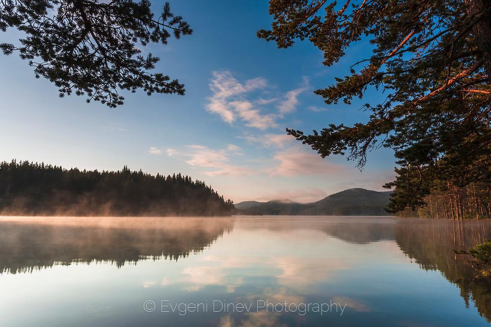 Golyam Beglik lake