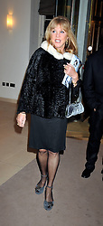 PATTI BOYD at the Lighthouse Gala Charity Auction in aid of the Terrence Higgins Trust held at Christie's, St.James' London on 23rd March 2009.