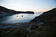 Sean Conway Lulworth Cove start