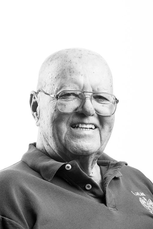 Robert Latas<br /> Navy<br /> O-3<br /> Boat Group Commander<br /> June 1951 - May 1954<br /> Korean War<br /> <br /> <br /> Veterans Portrait Project<br /> San Diego, CA