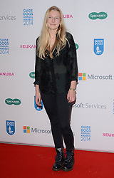 Billie Marten attends The Guide Dog Of The Year Awards 2014 at The Hilton Park Lane Hotel, London on Wednesday 15th December 2014