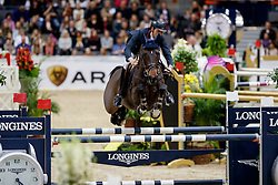 Van Asten Leopold, NED, VDL Groep Zidane N.O.P.<br /> Gothenburg Horse Show FEI World Cups 2017<br /> © Hippo Foto - Stefan Lafrentz<br /> 26/02/17