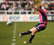 Picture by Steven Hadlow/Focus Images Ben Blair of Cardiff Blues during their Amlin Challenge Cup quarter-final match.