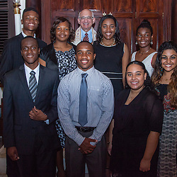 MLK Scholarship Students