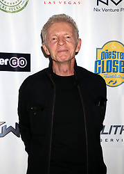 """Billy Hayes arriving for the One Step Closer """"All In For CP"""" celebrity charity poker event held at Ballys Poker Room, Ballys Hotel & Casino, Las Vegas, December 9, 2018"""