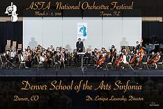 Denver School of the Arts Sinfonia
