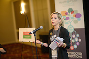 HealtheVoices Conference Friday, April 15, 2016, in Chicago. (Photo by Rob Hart)