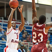 2012/2013 Basketball: New Mexico State v South Alabama
