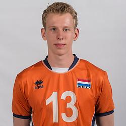 07-06-2016 NED: Jeugd Oranje jongens <1999, Arnhem<br /> Photoshoot met de jongens uit jeugd Oranje die na 1 januari 1999 geboren zijn / Niek Bakker MID