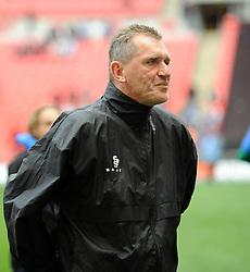 Stuart Naylor - Photo mandatory by-line: Neil Brookman/JMP - Mobile: 07966 386802 - 17/05/2015 - SPORT - football - London - Wembley Stadium - Bristol Rovers v Grimsby Town - Vanarama Conference Football