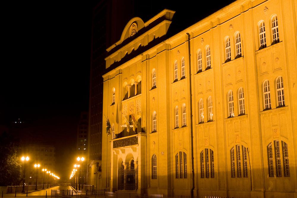 Sao Paulo_SP, Brasil...Mosteiro Sao Bento em Sao Paulo...The Sao Bento monastery in Sao Paulo...Foto: MARCUS DESIMONI / NITRO
