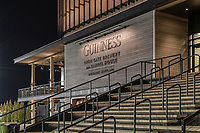 Exterior image of the LEDpod lighing at Guinness Open Gate Brewery in Baltimore MD by Jeffrey Sauers of CPI Productions