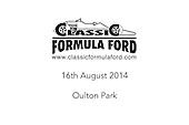 16th August 2014 - Oulton Park