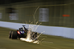 September 14, 2018 - Singapore, Singapore - Motorsports: FIA Formula One World Championship 2018, Grand Prix of Singapore, .#28 Brendon Hartley (NZL, Red Bull Toro Rosso Honda) (Credit Image: © Hoch Zwei via ZUMA Wire)