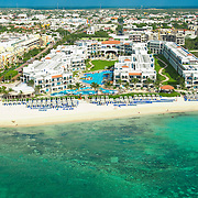 Royal hotel Playa del Carmen-Real Resorts. Quintana Roo. Mexico.