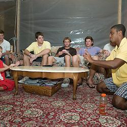 2007-09-26 Freshman Dinner