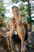 Richard Freeman   Yoga Portraiture