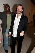 MAT COLLISHAW, Opening of Love is what you want. Exhibition of work by Tracey Emin. Hayward Gallery. Southbank Centre. London. 16 May 2011. <br /> <br />  , -DO NOT ARCHIVE-© Copyright Photograph by Dafydd Jones. 248 Clapham Rd. London SW9 0PZ. Tel 0207 820 0771. www.dafjones.com.