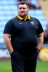 Wasps Director of Rugby Dai Young - Mandatory by-line: Robbie Stephenson/JMP - 12/10/2019 - RUGBY - Ricoh Arena - Coventry, England - Wasps v Worcester Warriors - Premiership Rugby Cup