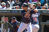 Joe Mauer #7 of the Minnesota Twins waits on-deck during a game against the Baltimore Orioles on May 12, 2013 at Target Field in Minneapolis, Minnesota.  The Orioles defeated the Twins 6 to 0.  Photo: Ben Krause