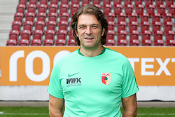 08.07.2015, WWK Arena, Augsburg, GER, 1. FBL, FC Augsburg, Fototermin, im Bild Mannschaftsarzt Andreas Weigel (FC Augsburg) // during the official Team and Portrait Photoshoot of German Bundesliga Club FC Augsburg at the WWK Arena in Augsburg, Germany on 2015/07/08. EXPA Pictures © 2015, PhotoCredit: EXPA/ Eibner-Pressefoto/ Kolbert<br /> <br /> *****ATTENTION - OUT of GER*****